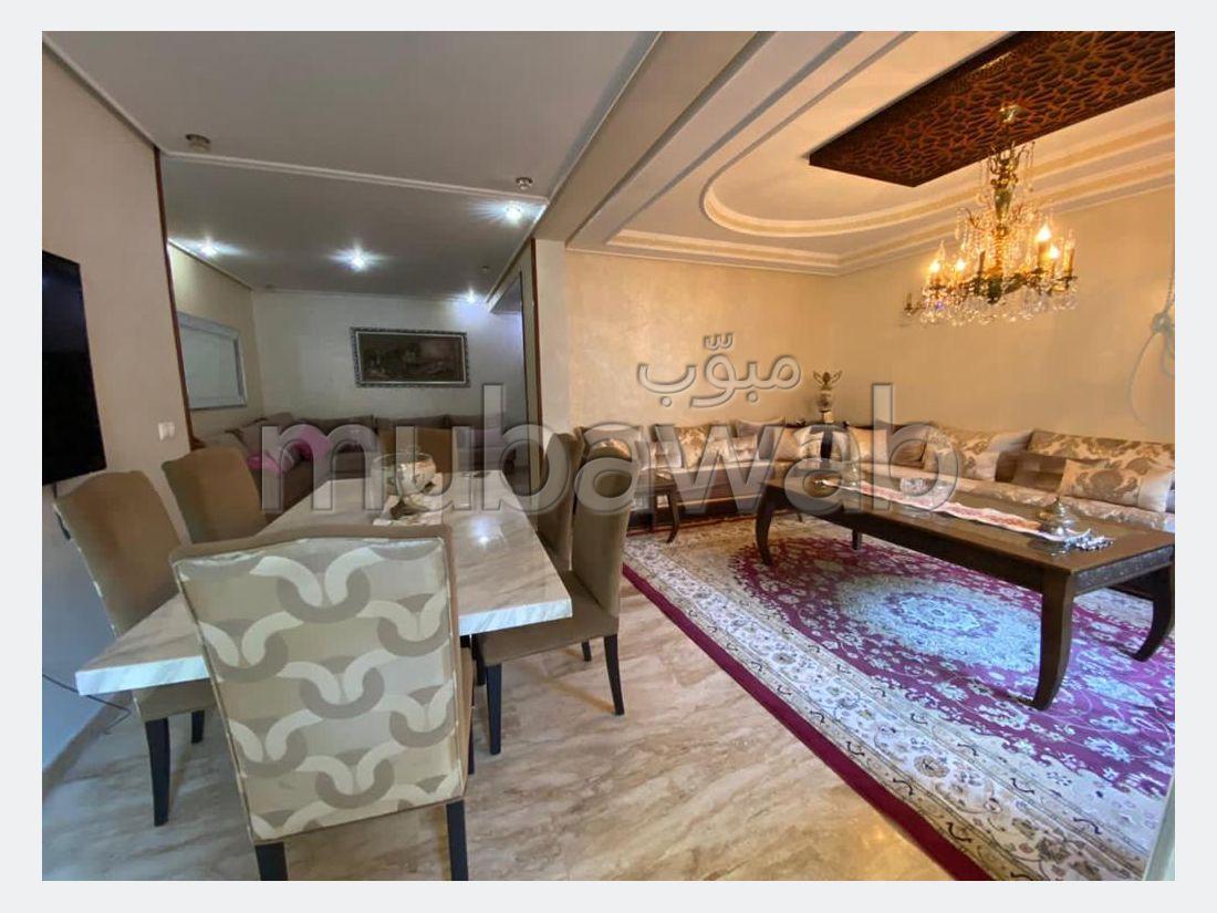 Appartement en location a Jbel Kbir