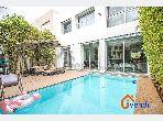 Villa moderne 265m2 avec piscine – Casanearshor