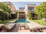 Belle villa riyad location résidence golfique