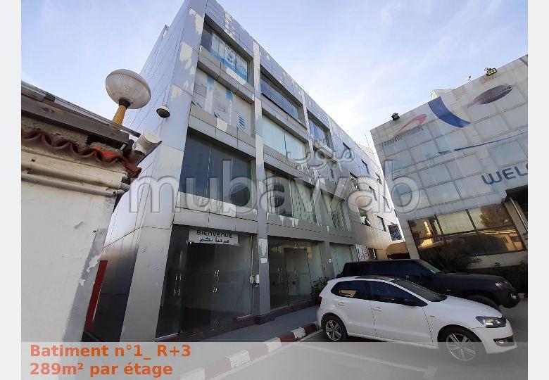 Location ou Vente de deux immeubles 3 niveaux