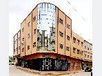 منزل للبيع محفظ موقع تجاري 3 طوابق وكراج125متر 2 واجهات مرجان