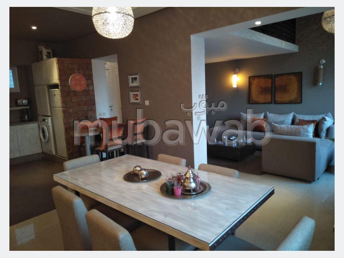 Louez cet appartement à Essaouira. Surface de 80 m²