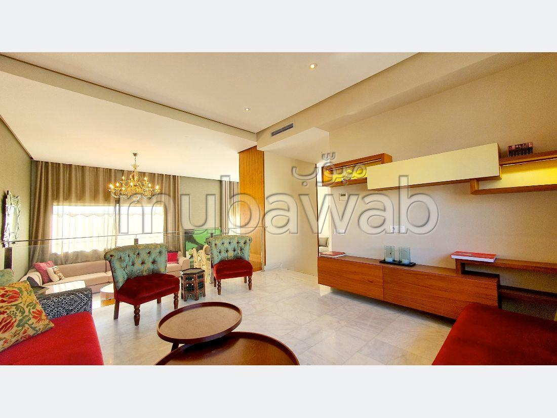 شراء منزل مميز بدار بوعزة. 4 غرف جميلة. صالون مغربي تقليدي ، إقامة آمنة.