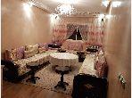 Splendide appartement a vendre meublé ou vide
