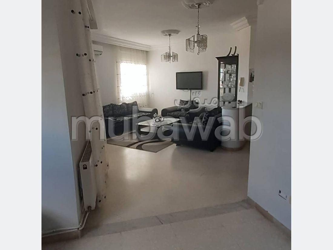 Appartement 2 salon + 3 à vendre à résidence Mariem Enkhilette