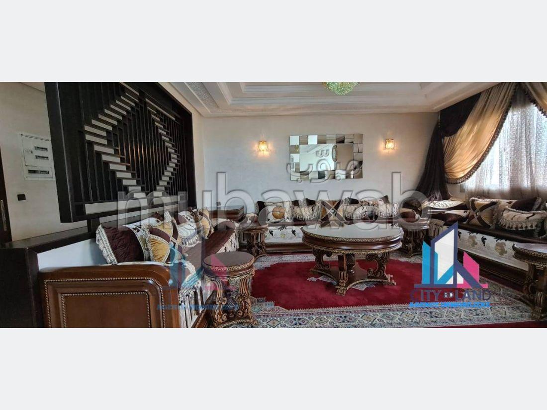 Apprt meublé à louer Iberie, Tanger