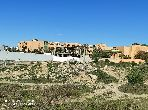 Vente terrain à Hammamet Sud. Surface de 1700 m².