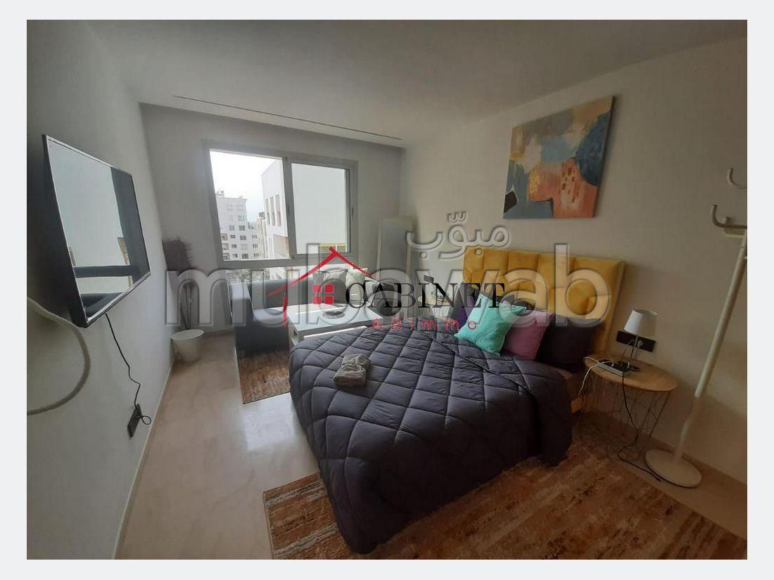 Appartement meuble pour longue durée à Haut agdal
