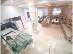 Luxury Villa for sale in Du Golf. Small area 300 m². Exceptional mountain view, central heating.