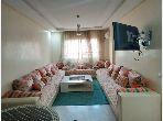 Très bel appartement en location à Marrakech. Bien meublé