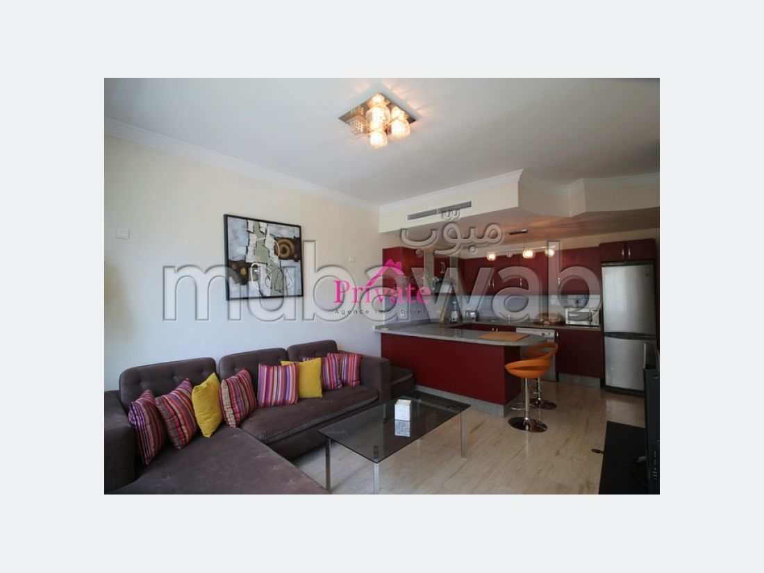 Location Appartement 65 m² PLAYA TANGER Tanger