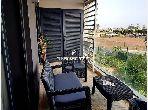 Appartement moderne meublé à louer CFC Terrasse