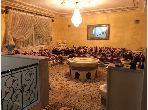 Piso en venta en Oued Fes. Área total 367 m². Salón marroquí, seguridad.