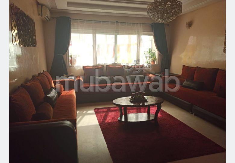 استئجار شقة ب موزار. المساحة الكلية 100 م².
