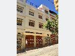 Casa en venta en Ben Dibane. 5 Salas. Sala de estar tradicional marroquí, barrio seguro.