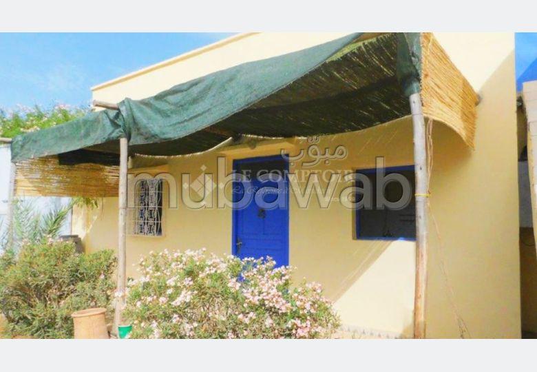 Maison de campagne route de fès marrakech