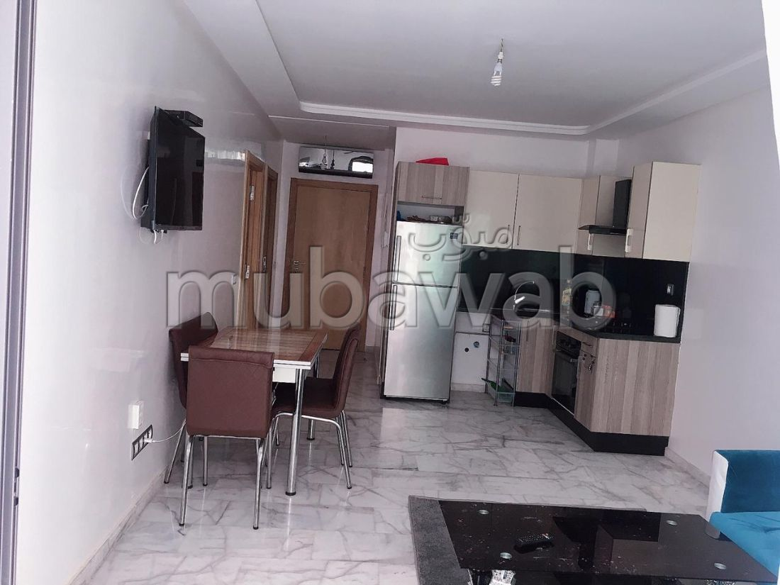 Encuentra un piso en alquiler en Quartier du Parc. 1 dormitorio. Bien decorado.