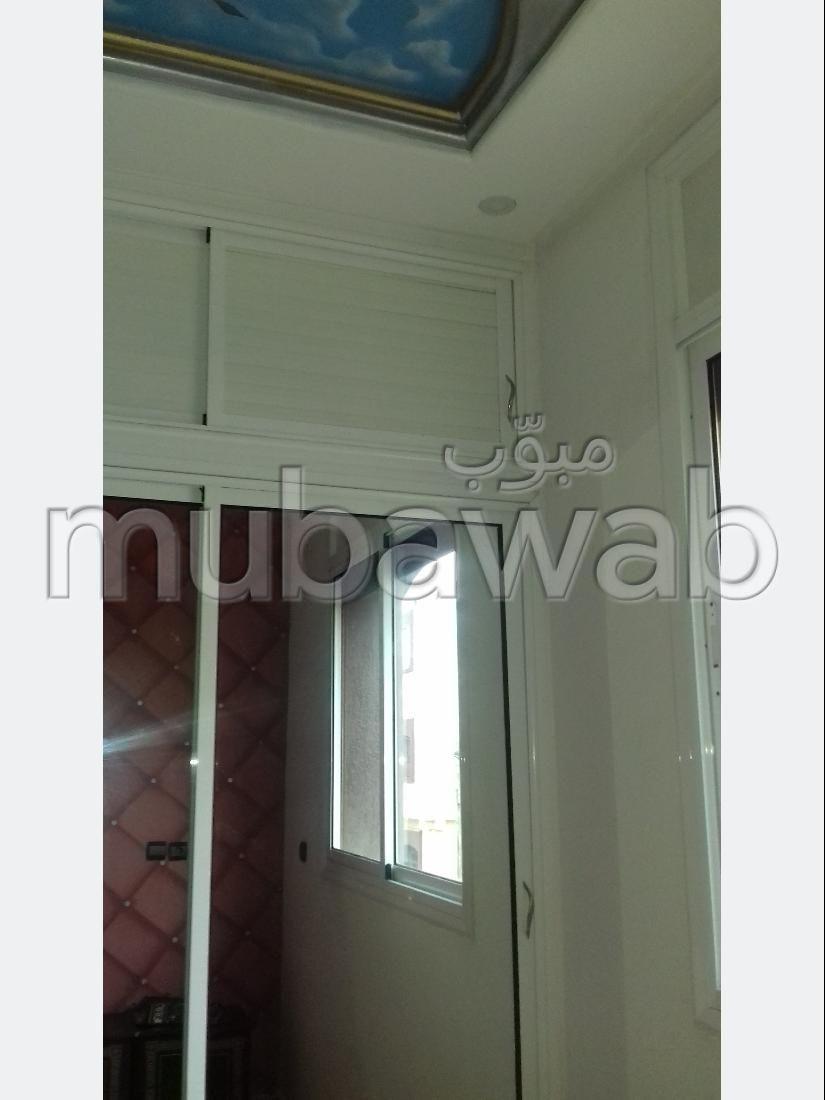 شقة رائعة للبيع ب بئر الرامي الشرقية. المساحة الإجمالية 71 م².