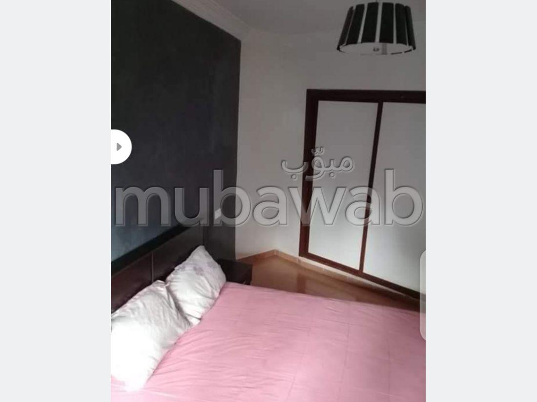 Appartement de vacances à louer à Tanger. Surface de 85 m². Meublé