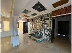 Preciosa villa en alquiler. Área total 500 m². Sistema parabólico y salón de estilo marroquí.