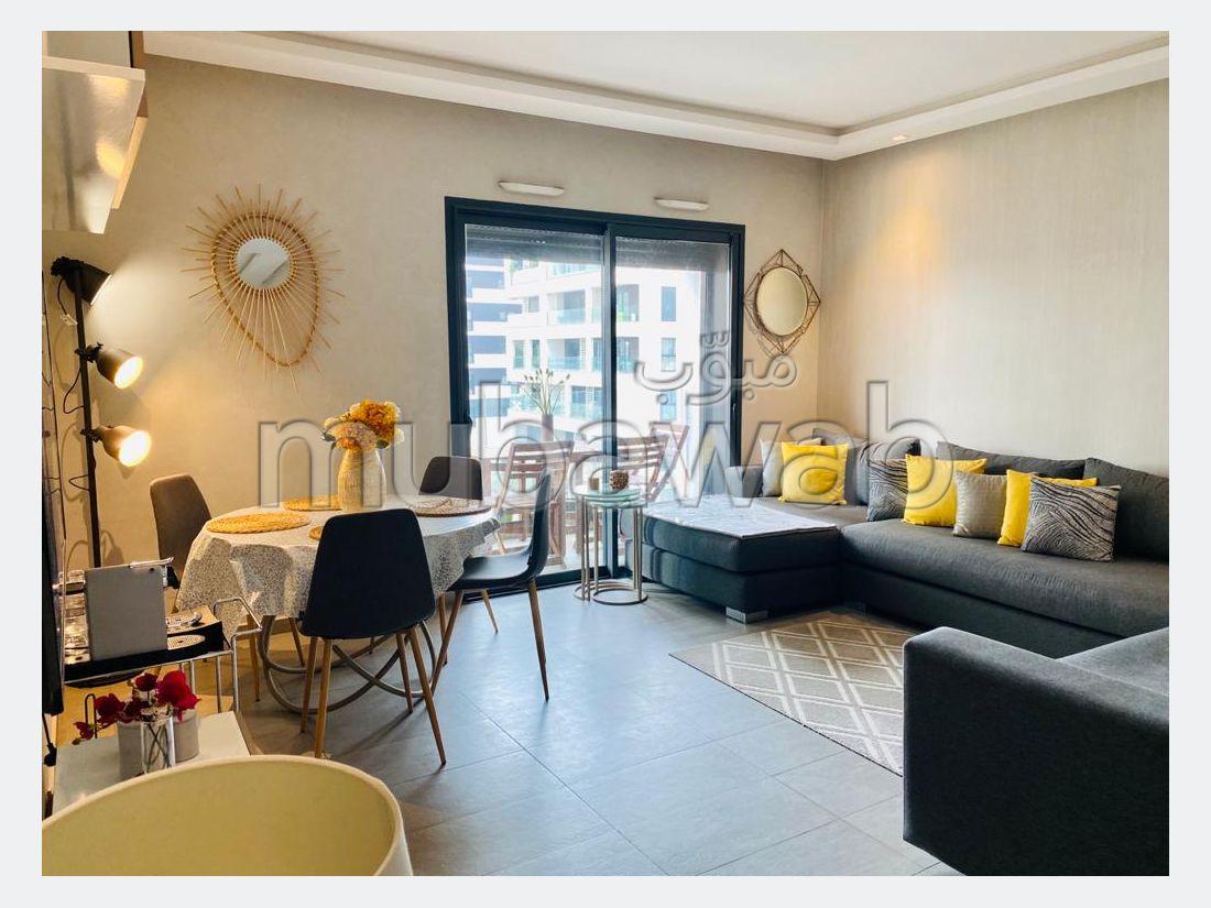 Location d'un appartement Meublé à casa