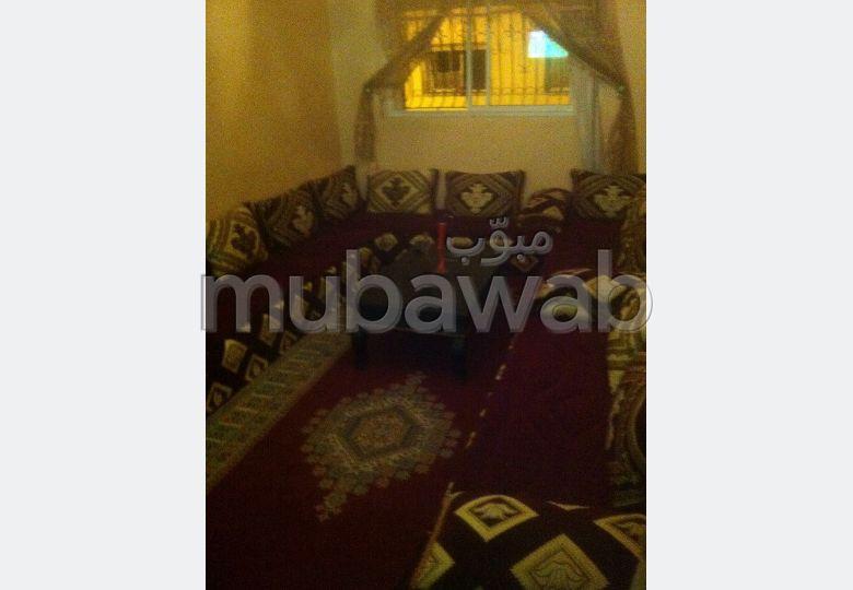 Louez cet appartement à Agadir. 2 pièces. Meublé