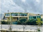 مكاتب ومحلات للبيع ب المنطقة الصناعية مغوغة. المساحة الكلية 7500 م².