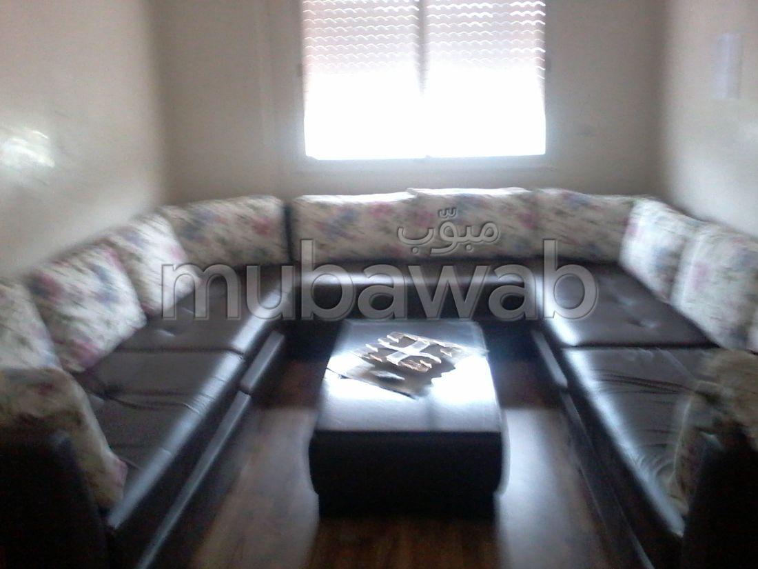 Appartement meuble à résidence nassim