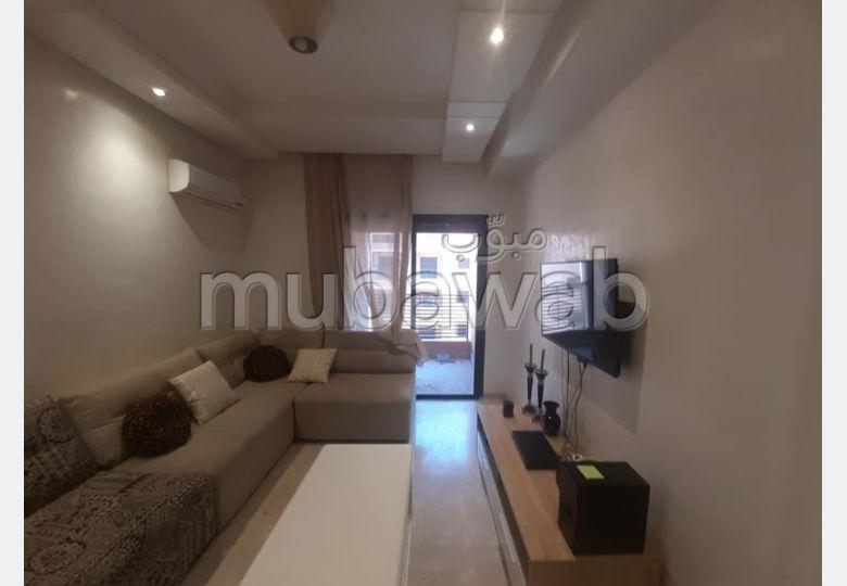 شقة رائعة للايجار بكليز. المساحة الكلية 56 م². مفروشة.