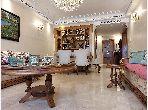 Appartement en vente à Marrakech. Surface totale 126 m². Double vitrage et chauffage central