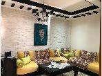 شقة للشراء ب ميموزا. المساحة الإجمالية 220 م². مطبخ مجهز جيدا.