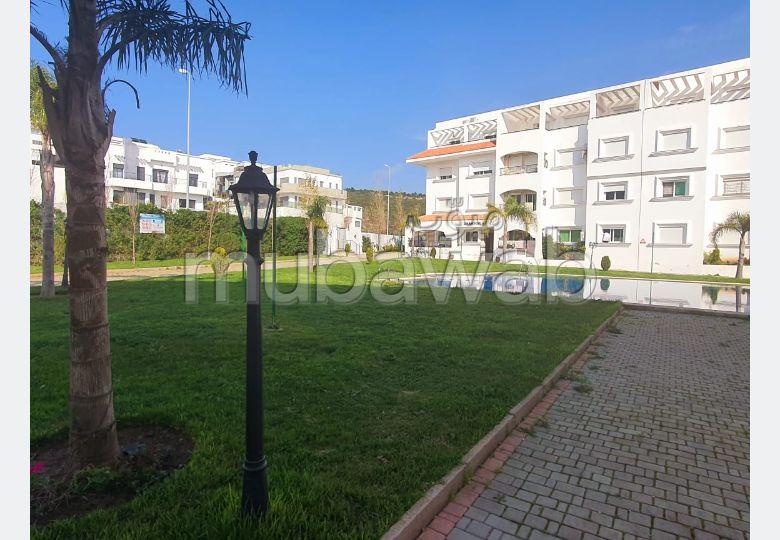 Appart F5 résidentiel avec piscine Ghandouri