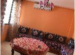 شقة مفروشة للايجار بأكادير حي الهدى، 2 غرف