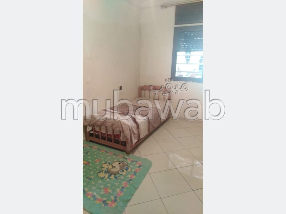 Apartment to purchase in Mimosas. 2 Small bedroom. Parking spaces and terrace.