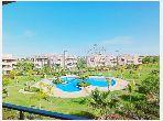 Appartement neuf Prestigia vue sur golf Marrakech
