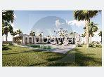 Route de l'ourika villas contemporaines clé en main