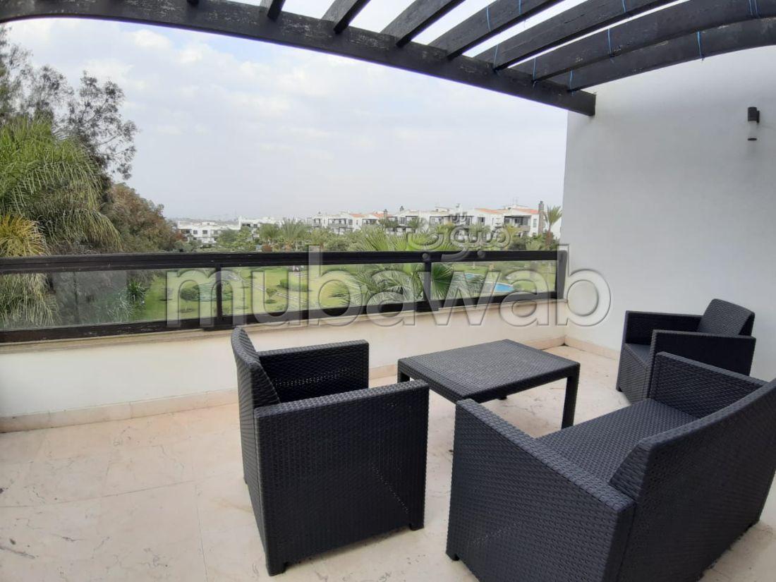 Bouskoura location appartement meuble 16000dh