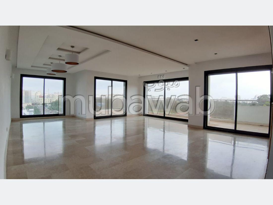 Gauthier location appartement terrasse sans vis a vis 5eme étage