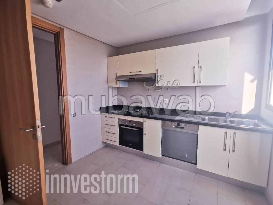 Location appartement 4 pièces Souissi Rabat