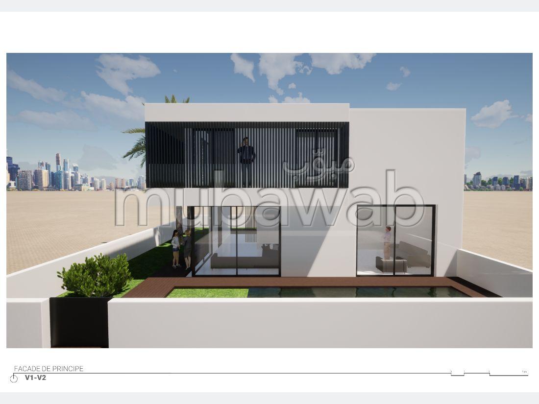 منزل فخم للبيع ب طريق ايموزر. المساحة الإجمالية 200 م².