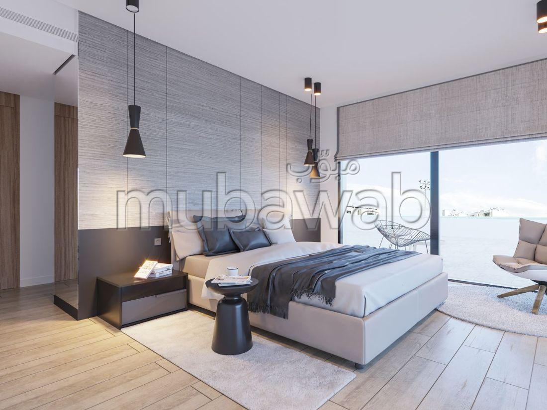 شقة رائعة للبيع ب طنجة البالية. المساحة 170 م².