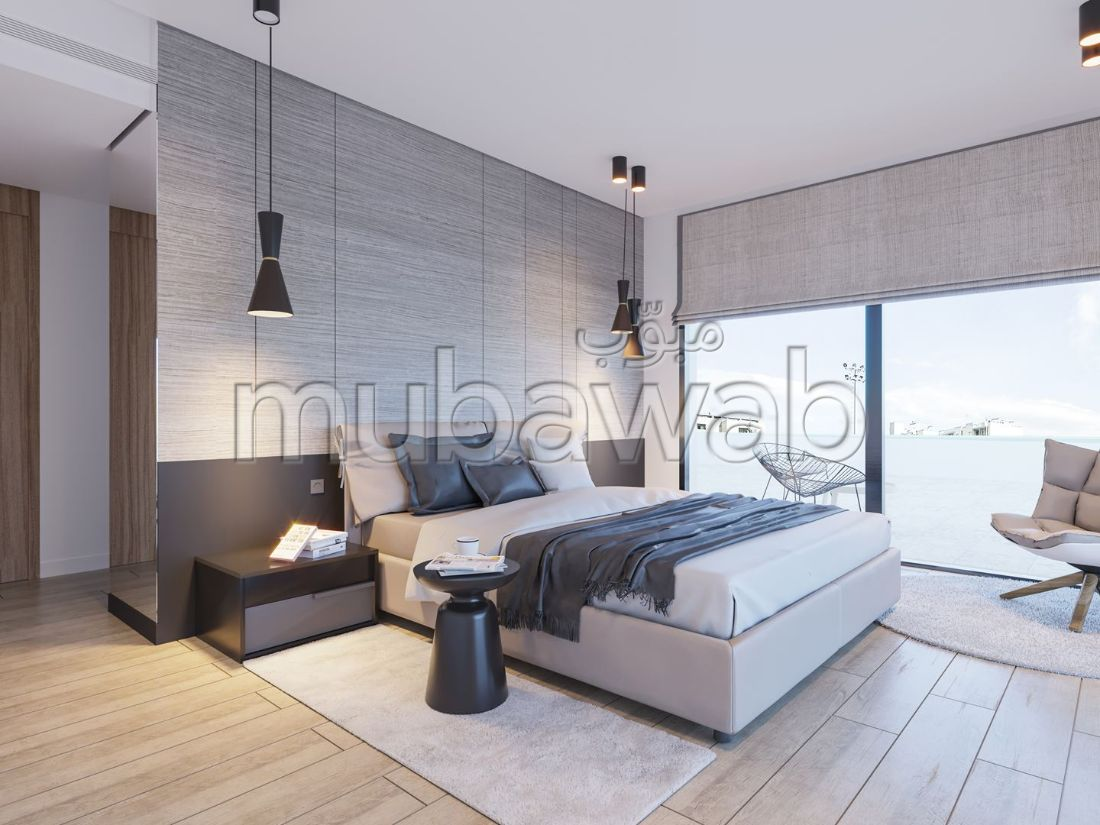 Piso en venta en Tanja Balia. Pequeña superficie 122 m².