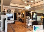 Se alquila este piso en De La Plage. Area 110 m². con muebles.