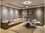 Appartement haut standing meublé 152m2 à Anfa City 4 pièces. Meublé