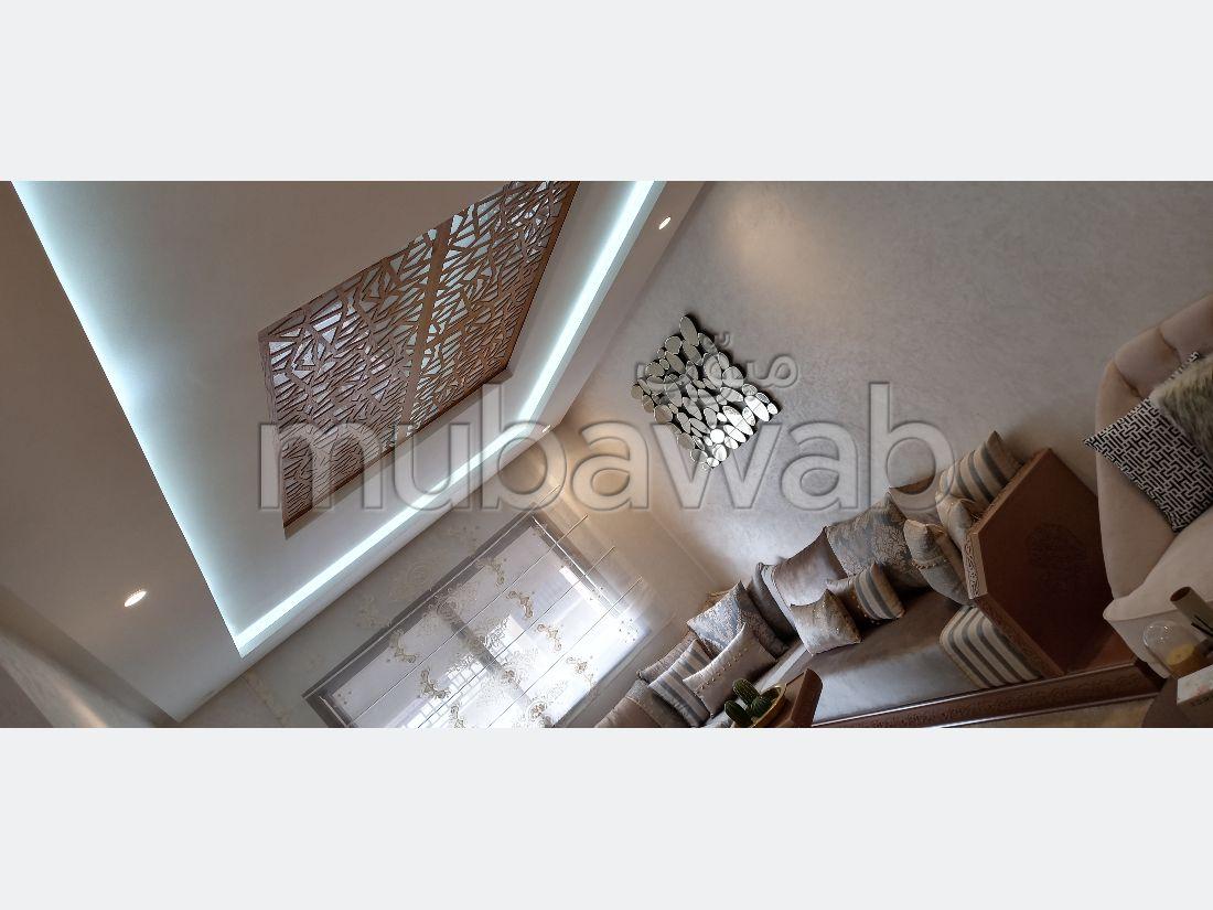 Appartement en vente à Kénitra. 2 belles chambres. Parking et ascenseur