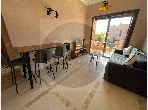 شقة للإيجار بطريق اوريكا. المساحة الإجمالية 65 م². مفروشة.