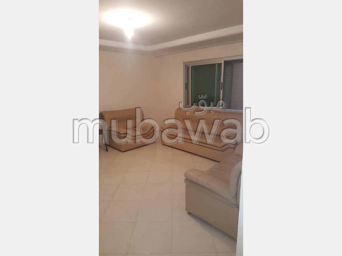 شقة رائعة للبيع ب ميموزا. المساحة 107 م². صحن هوائي والأمن والحراسة.