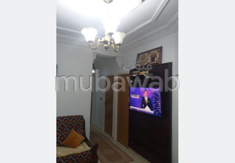 شقة جميلة للبيع ب بوخالف. 2 قطع رائعة.
