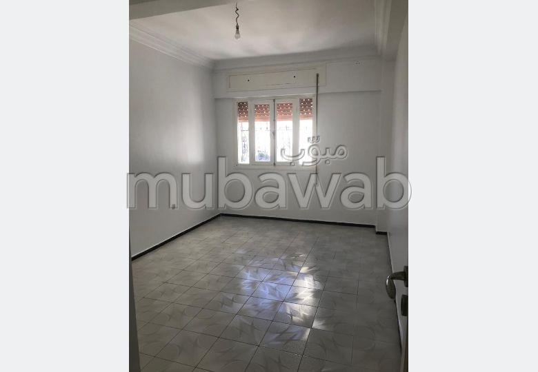 Appartement à louer à Tanger. 3 chambres. Conciergerie à disposition