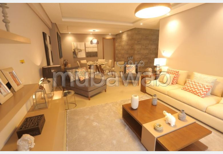 Bel appartement sur Bd Ghandi à 5 mn de Ghandi Mall